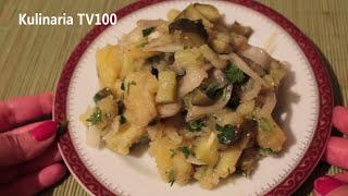 Картофельный Салат По-Немецки Как приготовить Супер Вкусный Картофельный Салат