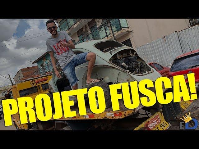 SUSPENSÃO NO FUSCA - EstiloDUB