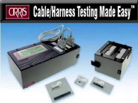 1100H Hipot hi potential electrical cable and harness