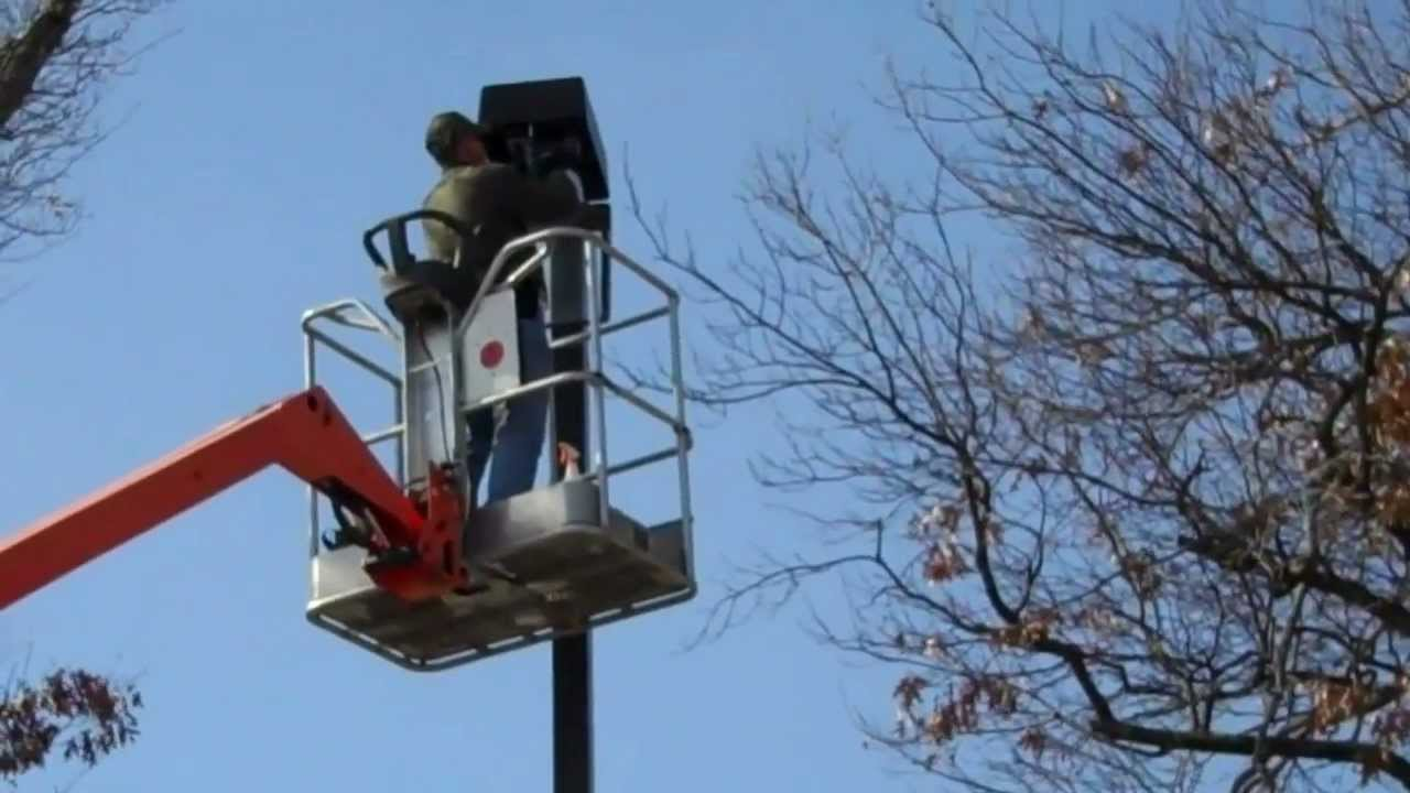 led parking lot light retrofit 400w to 135w