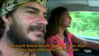 Merve Yeni Arabasıyla Dominik Turu Attı - Survivor All Star (6.Sezon 85.Bölüm)