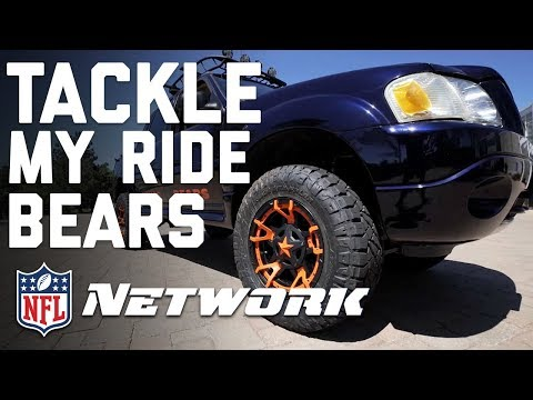 Tackle My Ride: Kyle Long and the Chicago Bears (EPISODE) | NFL Network