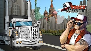 truck nation the free to play transport and strategy game official trailer