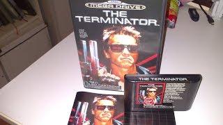 Распаковка полное прохождение игры Terminator SEGA