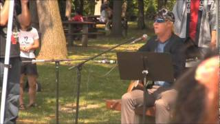 Second of three songs Blaise Plant gave at the JETAA Ottawa Natsu Matsuri on August 20th, 2011~ I'm a new fan, it was my first time hearing a Monkey Majik ...