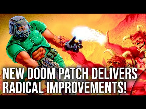 New Doom Patch Is Brilliant: Disappointing Ports Are Now Must-Buy Purchases