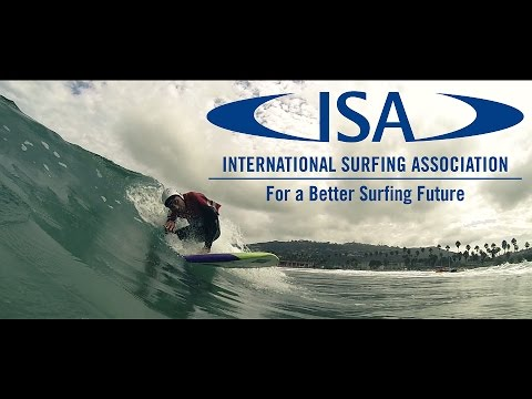 International Surfing Association | ERIC DARGENT
