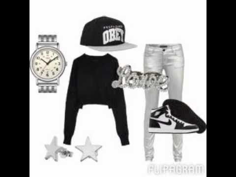 Swag GIRL outfits , YouTube