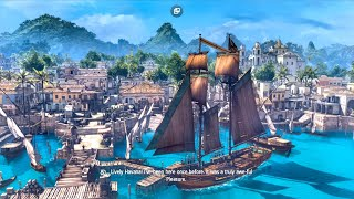 Assassin's Creed IV Black Flag Sequence 1 Memory 1 Lively Havana
