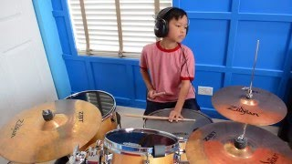 Justin Bieber - Love Yourself (Drum Cover)