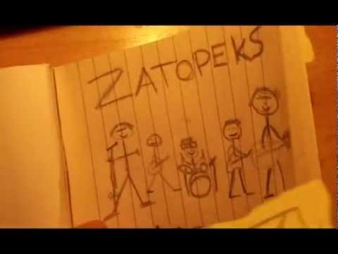 Zatopeks - Acetate