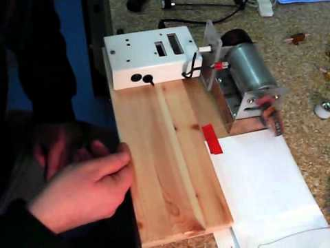 homemade guitar pickup winder and counter youtube. Black Bedroom Furniture Sets. Home Design Ideas
