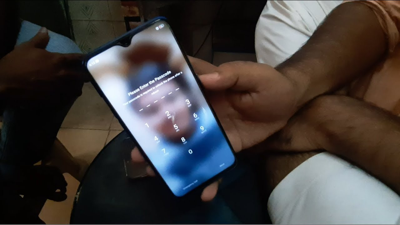 REALME 2 PRO PATTERN UNLOCK via ONLINE FLASHING (PRACTICAL VIDEO