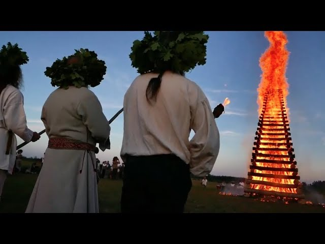 ÉPISODE 6 : Le solstice d'été en Lettonie