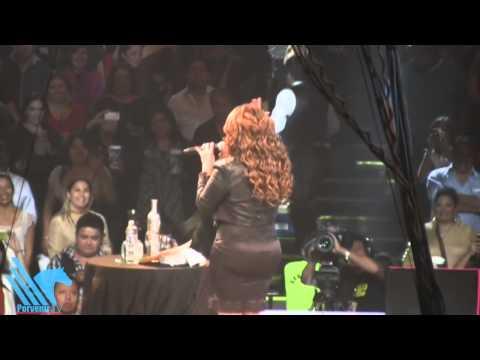 Se presenta Jenni Rivera en la  Arena Monterrey
