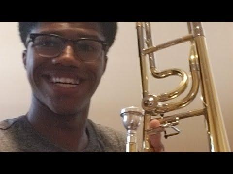 Trombone Practice Livestream 9217