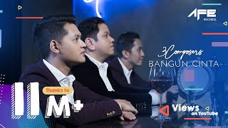 Permalink to 3 Composers - Bangun Cinta (Official Music Video)