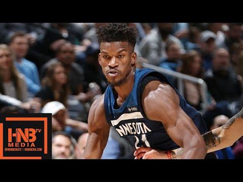 Minnesota Timberwolves vs LA Clippers Full Game Highlights / Week 8 / Dec 6