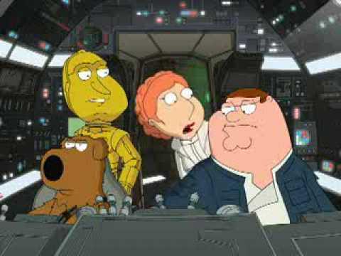 Family Guy - Something Something Something Darkside Full Trailer