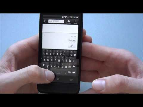 HTC One V - Full Review - Teil 2 - Allgemeines und alltägliche Applikationen