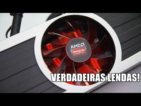 As placas de vídeo mais potentes do mundo!