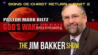 Pastor Mark Biltz - Part 2: Signs of Christ Return In The Heavens 2017
