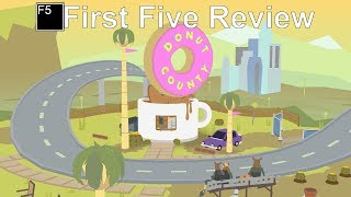 Donut County Review | Slacker Movies: the Video Game (Video Game Video Review)