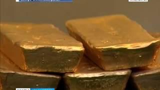 Красноярский край наращивает производство золота