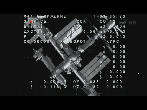 09Nov'14 Soyuz departure from ISS (complete)