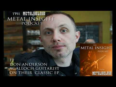 Metal Insight Podcast #19 - Agalloch
