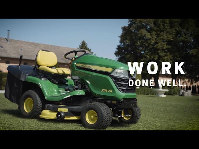 John Deere | X350R Social Media Spring Campaign 2019