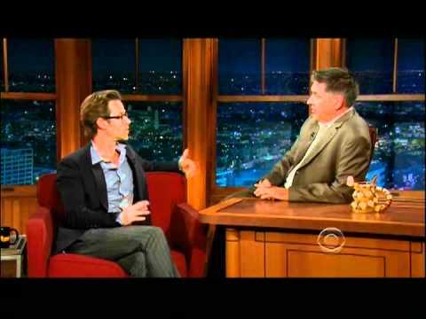 Craig Ferguson 4/10/12D Late Late Show Guy Pearce