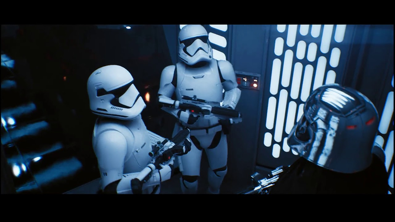 Star Wars Reflections: ILMxLab's Unreal Engine Real-Time Ray Tracing Short
