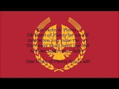 National Anthem of Panem - Hunger Games: Mockingjay