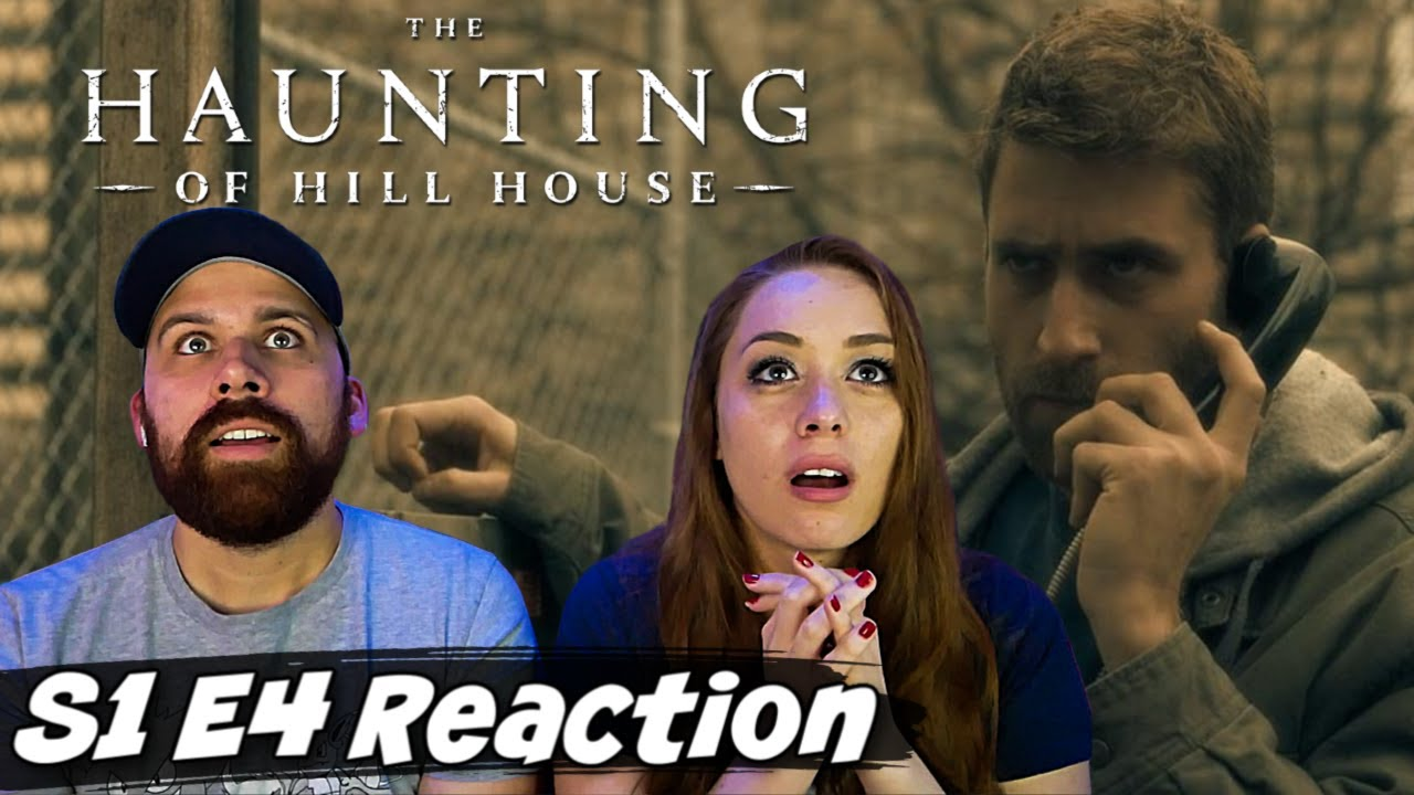 """The Haunting of Hill House Season 1 Episode 4 """"The Twin Thing"""" REACTION!"""