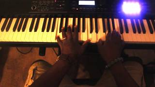 Learn to play all keys on the piano faster  Kay Benyarko Highlife exercise in the key of C