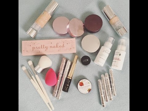 Green Beauty | 100% Pure Brand Review: Makeup #FridayShare