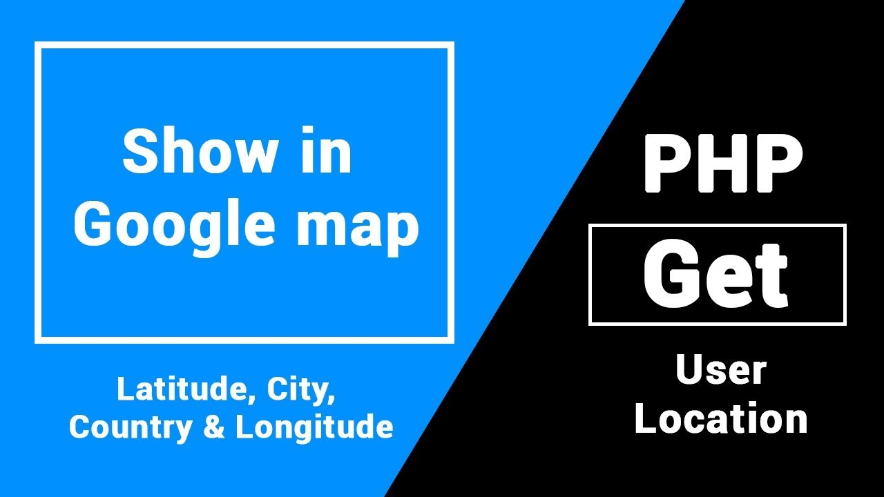 Get Location Name From Latitude And Longitude Javascript