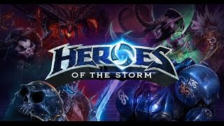 Heroes of the Storm - Custom Games with Viewers