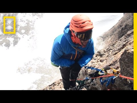 Climbing Antarctica's Unexplored Mountains | National Geographic