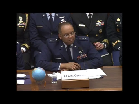 20180417 Fiscal Year 2019 Budget Request for Missile Defense and Missile Defeat Programs