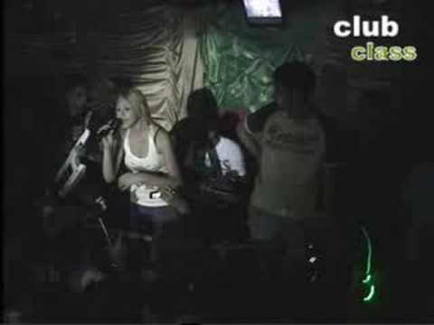 denisa live in Club Class Siria