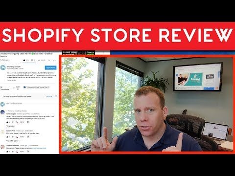 Shopify Store Review 🔓Unlocking This Drop Shipping Stores Potential!