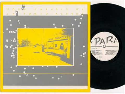Siflèt --  Rodger from Sous Paradis Ou La Photo Perdue LP 1983 France Siflet