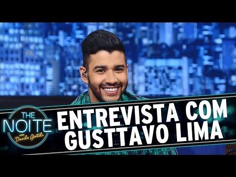 The Noite (27/08/15) - Entrevista Com Gusttavo Lima