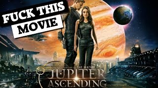 Jupiter Ascending was absolutely terrible
