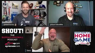 UFC's Dana White talks Conor McGregor, Jake Paul & Bills ending Patriots reign in AFC East