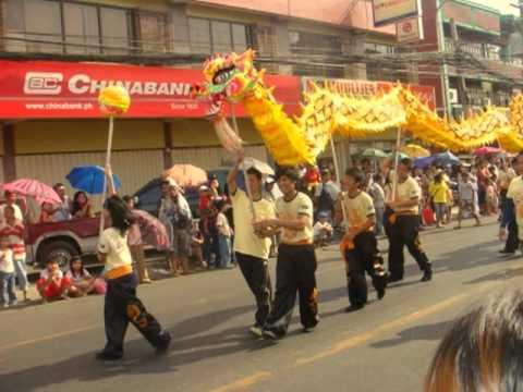Pattaraday Festival Grand Parade / Santiago City Philippines / May 5, 2011