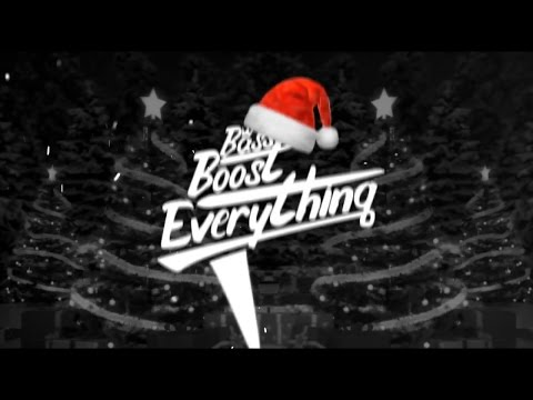 Jingle Bell Rock Trap Remix Christmas Trap Bass Boosted