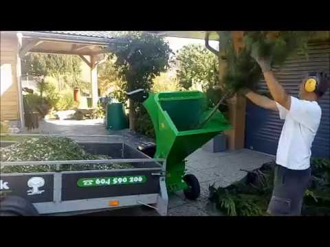 Измельчитель садовый бензиновый LASKI LS95/GX
